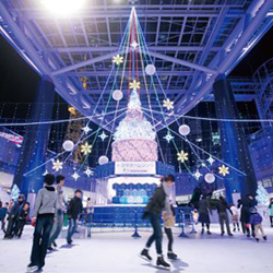 La patinoire sans glace, la Toyota Home Rink トヨタホームリンク © Oasis 21